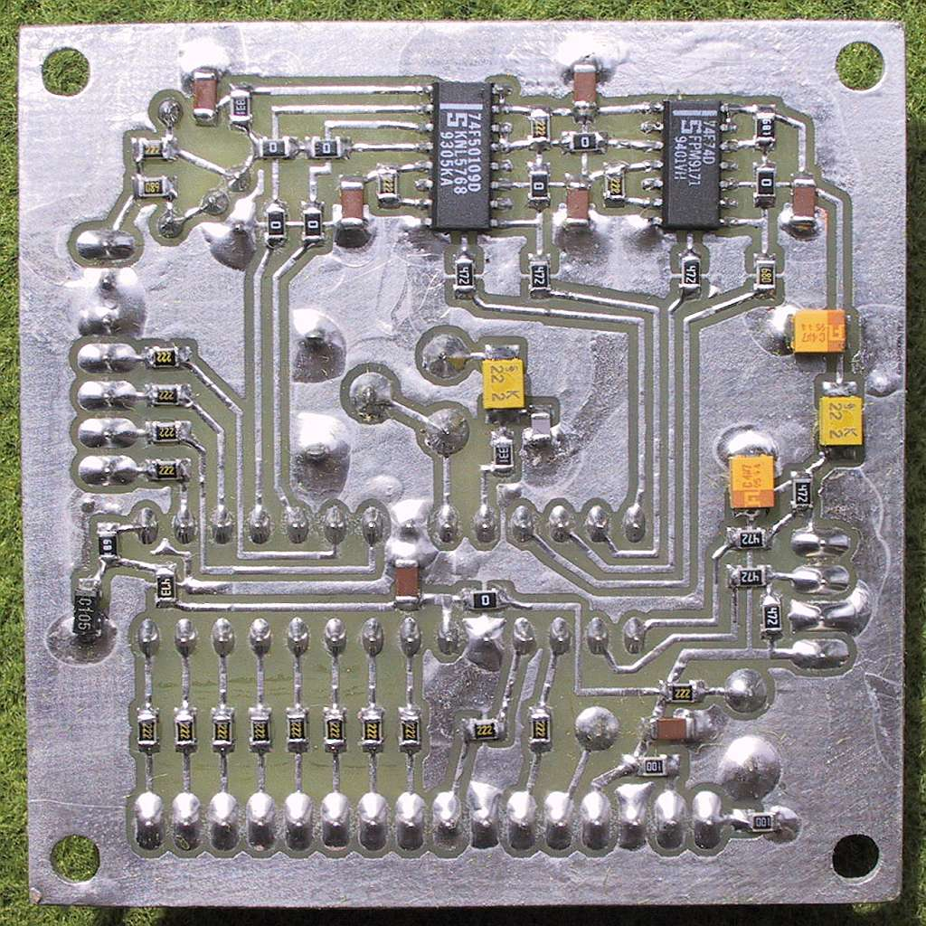 Make A Simple Frequency Counter Circuit Electronic Circuit Projects