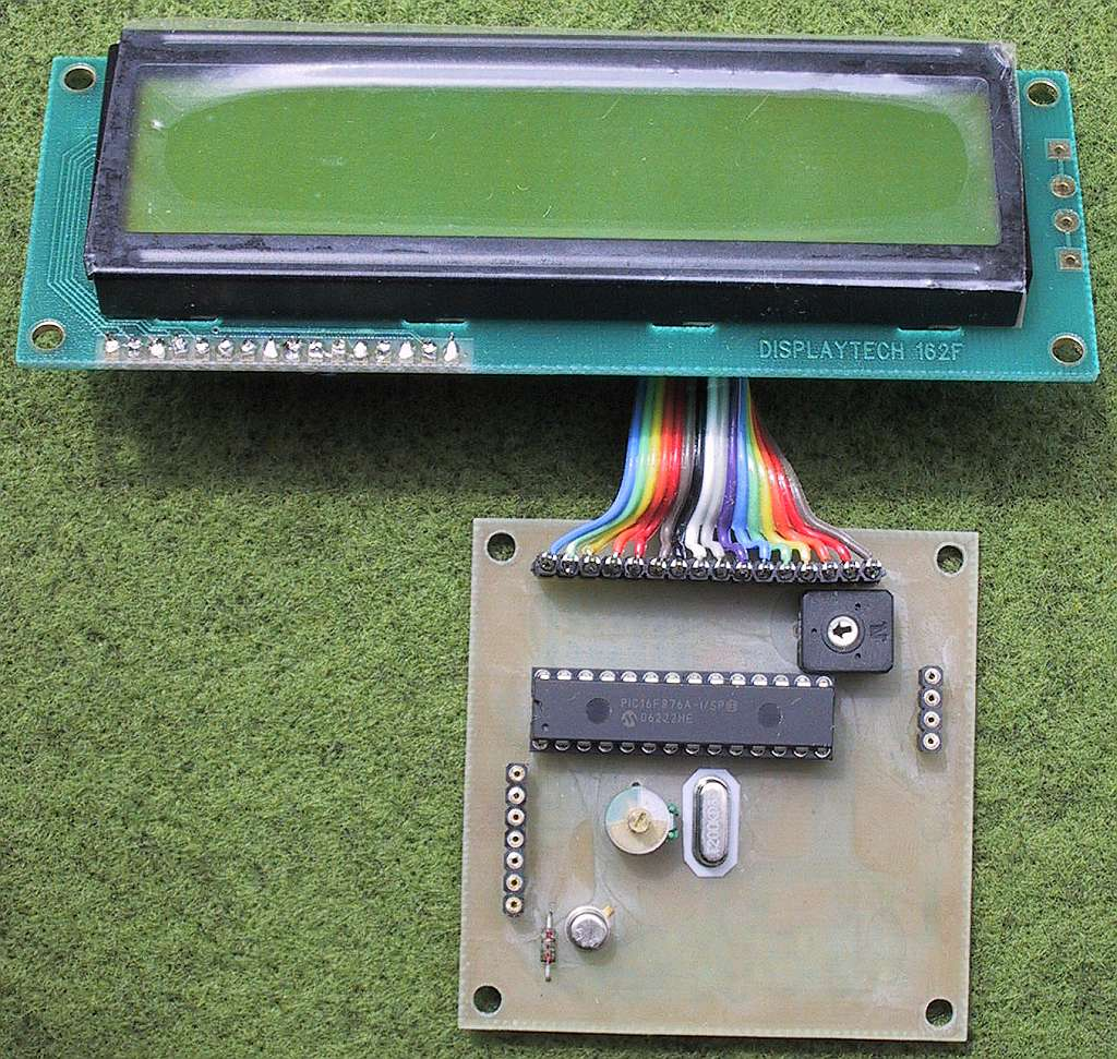 S53mv Counter Main Frequency Schematic Lcd