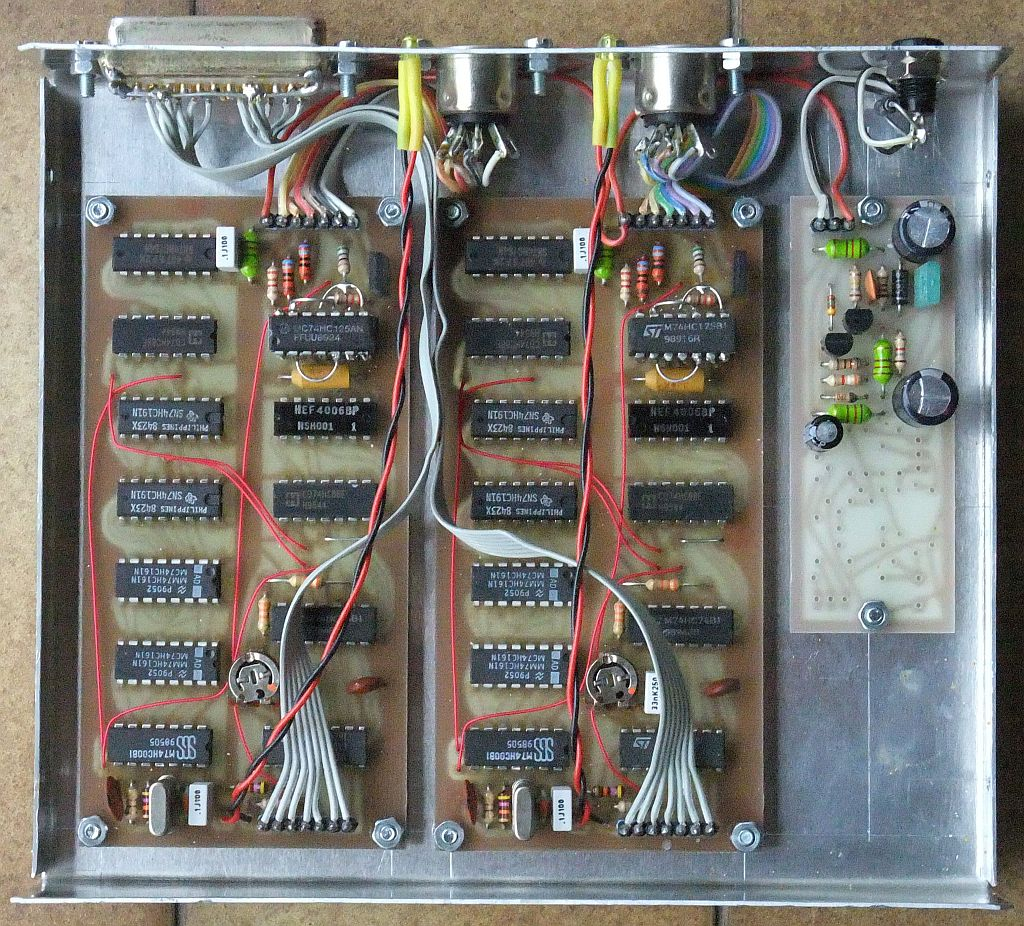 History Of Ax25 In Slovenia Voice Scrambler Or Descrambler Circuit Diagram Electronic Bitsync
